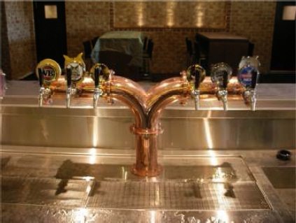 Beer Systems Beer Taps Temp Right